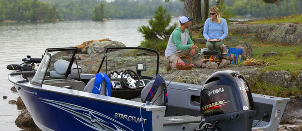 Huff power sports maine outboard motors dealer maine for Yamaha boat motor dealers near me