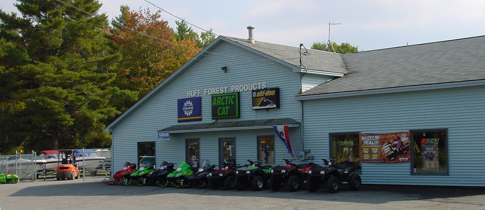 Huff power sports maine outboard motors dealer maine for Maine yamaha dealers